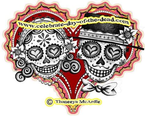 sugar skull couple tattoo beautiful sugar skull couples tattoos