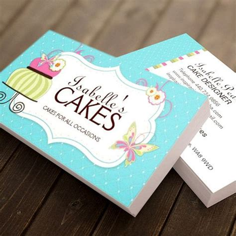 Best 25 Bakery Business Cards Ideas On Pinterest Bakery Logo Design Design Of Cards And Bakery Business Card Template