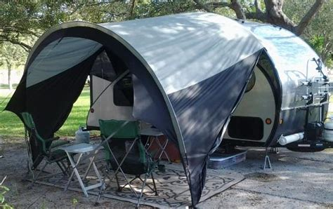 Rpod Awning Teardrop Trailer Tents Amp Shelters Teardrop Shop Tagged