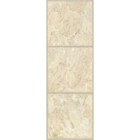 trafficmaster 12 in x 36 in sedona vinyl tile
