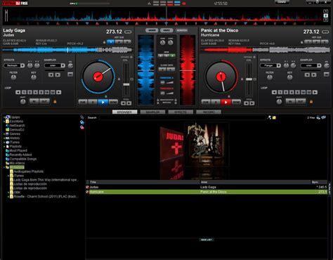imagenes dj virtual gratis descargar virtual dj gratis rocky bytes