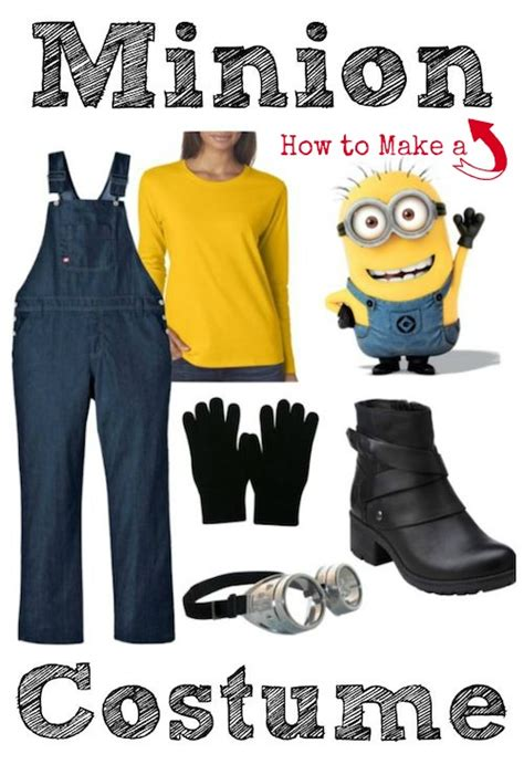 how to make a minion costume diy projects craft ideas diy minion costume for grown ups but works for thrifty jinxy