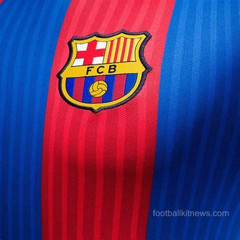 Barca Home New new barcelona kit 2016 17 nike fcb home jersey 16 17