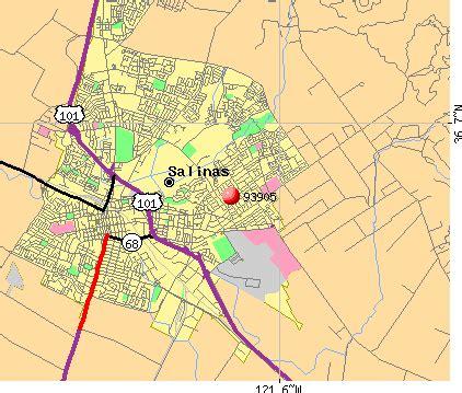 image gallery salinas map