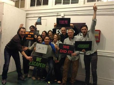 escape the room new york success picture of escape the room nyc new york city tripadvisor