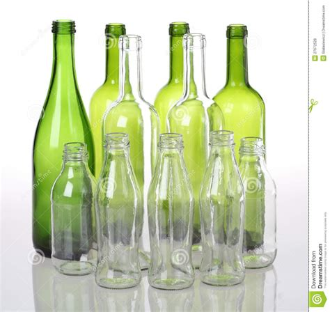 zelf l maken glas glass bottles stock photo image of recycle colour drink