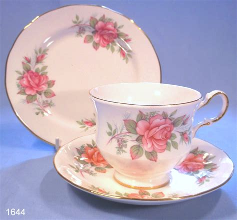 vintage china queen anne pink roses pattern 8540 vintage bone china tea