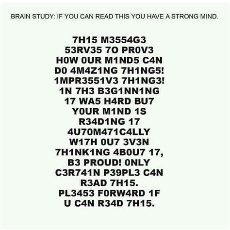 read this if you brain study if you can read this you have a strong mind education nigeria