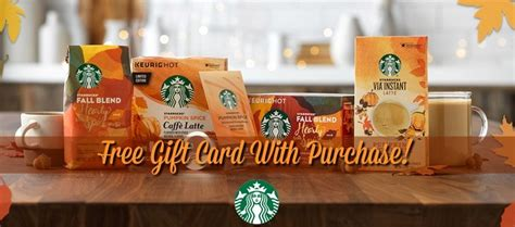 Starbucks 5 Gift Card Buy 3 - free 5 00 starbucks gift card with purchase consumerqueen com oklahoma s coupon queen