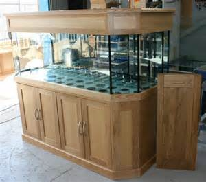 Oak Cabinet Fish Tanks Custom Tanks Aquarium Cabinets And Vivarium Gallery