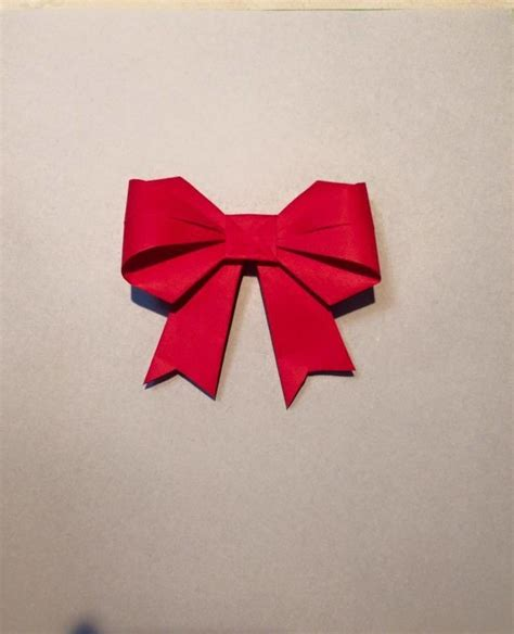 Ribbon Origami - origami ribbon images craft decoration ideas