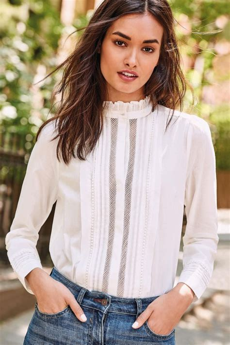 Style Kates Blouse by Replikate Copy Kate S Reiss Vinnie Shirt For Less