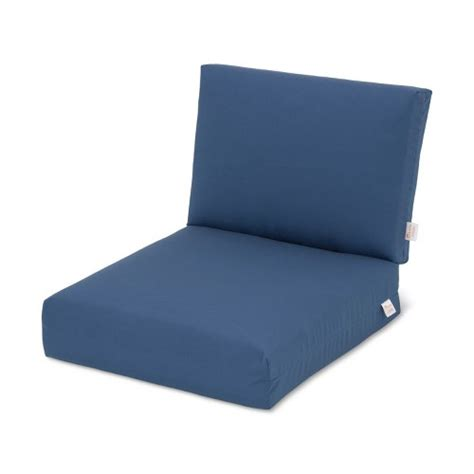 replacement chaise cushions sunbrella sunbrella heatherstone sectional replacement cushion ebay