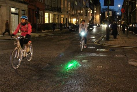 the new blaze bike light has been designed to protect you
