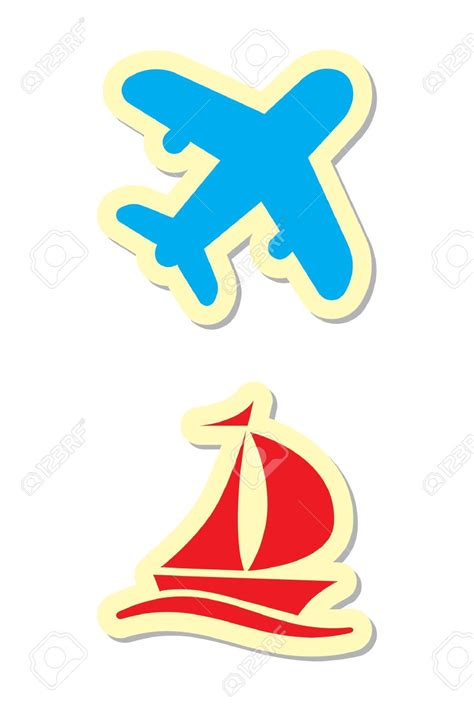 boat plane clipart airplane clipart boat pencil and in color airplane