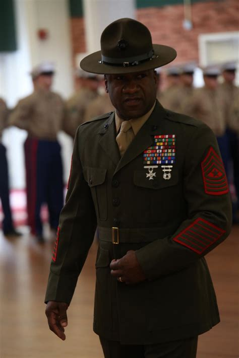 dvids news parris island posts new sergeant major