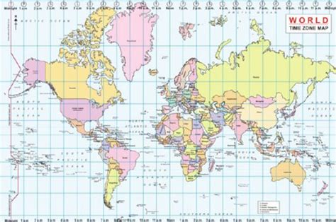 map of usa time zones printable free time zones coloring pages