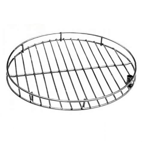 swivel chromed steel grill plate steel plate chimenea - Chiminea Grill Plate