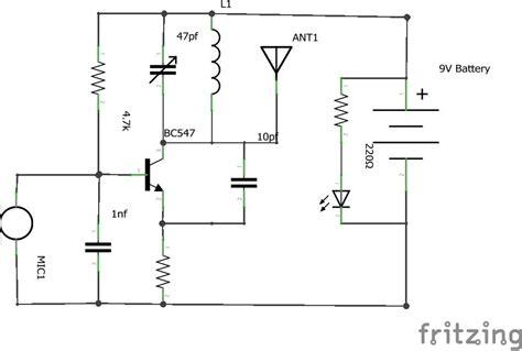 bc547 transistor fm transmitter mini fm transmitter
