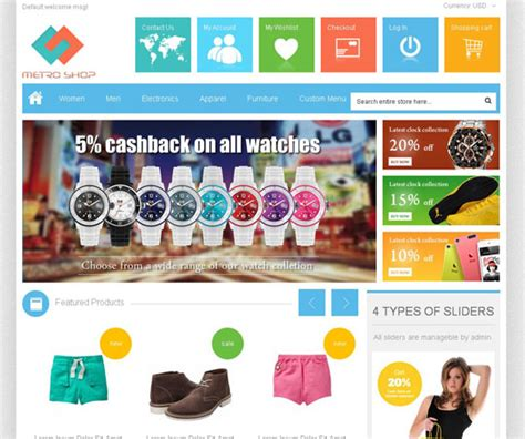 magento responsive templates a collection of high quality responsive magento templates