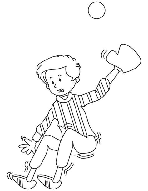 Catching Coloring Pages by Catching Coloring Pages