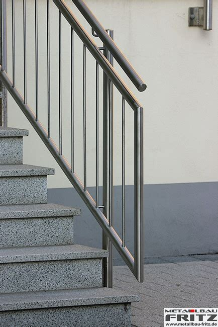 treppengeländer aluminium außen chestha das haus design
