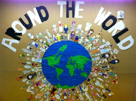international crafts for earth day bulletin board ideas bulletin board ideas