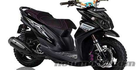 Honda Beat Trail 2016 by Koleksi Gambar Modifikasi Honda Beat Extrem Drag Dan Road