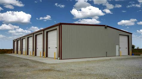 Metal Building Packages Iron Kits Michigan Mi Steel Building Packages