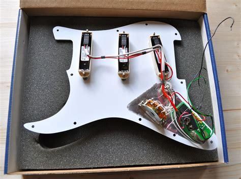 David Gilmour Stratocaster Wiring Diagram