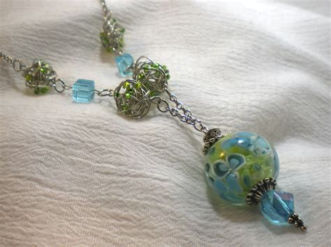 beading and jewelry make your own tangled wire tutorial