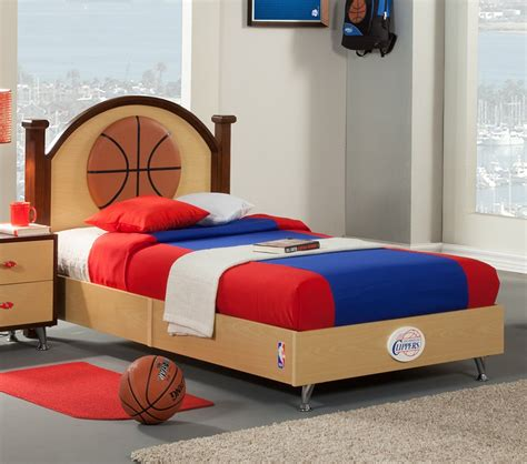 Nba Bedroom Decor by Dreamfurniture Nba Basketball Los Angeles Clippers