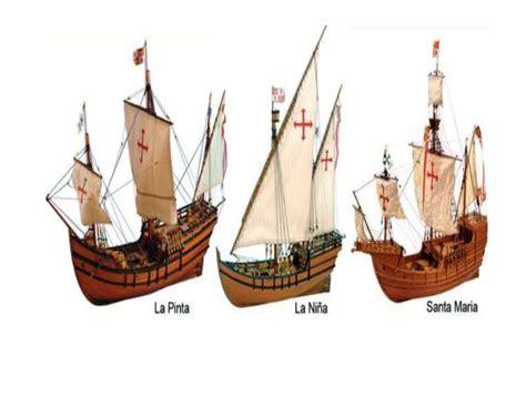 cuales fueron los barcos de cristobal colon las tres carabelas que descubrieron am 233 rica