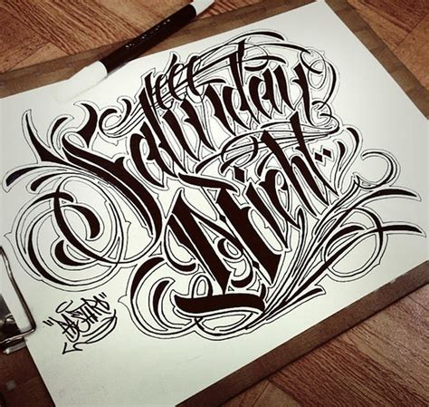 tattoo lettering alphabet graffiti font graffiti