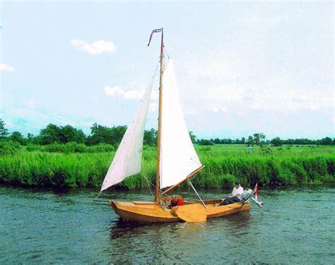 schouw zeilboot te koop friese schouw brandsma schouwtje te koop uit 1997