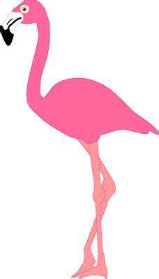 flamingo template imprimir y tarjetas pinterest