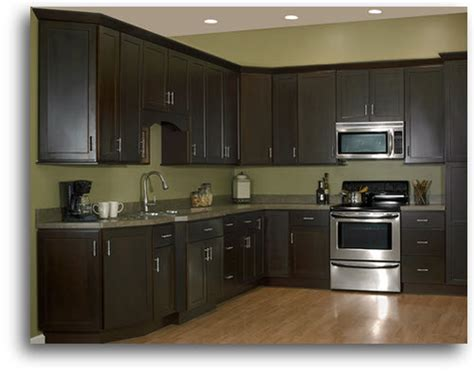 premier kitchen cabinets espresso kitchen cabinets in 9 sleek and premium style