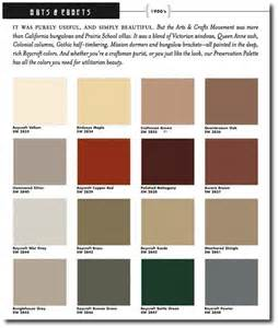craftsman paint colors craftsman colors crafts historic paint colors