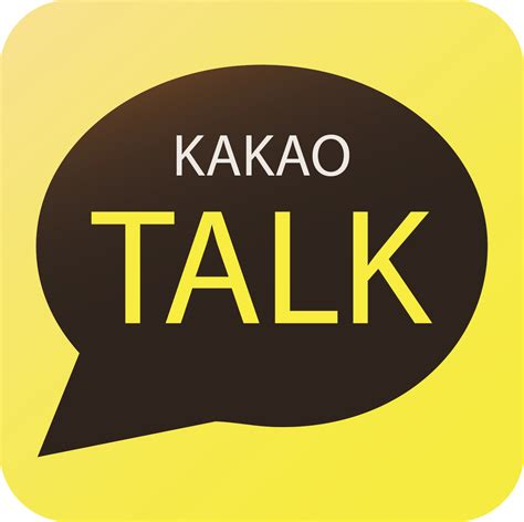 Kakaotalk Logo kakaotalk icon www imgkid the image kid has it
