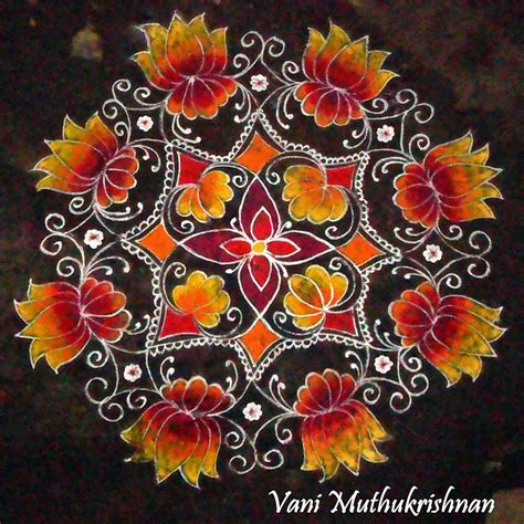 45 Kolam Designs For Festivals Designs For