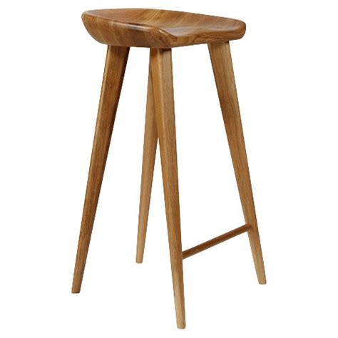 tractor bar stool tractor contemporary carved wood bar stool walnut