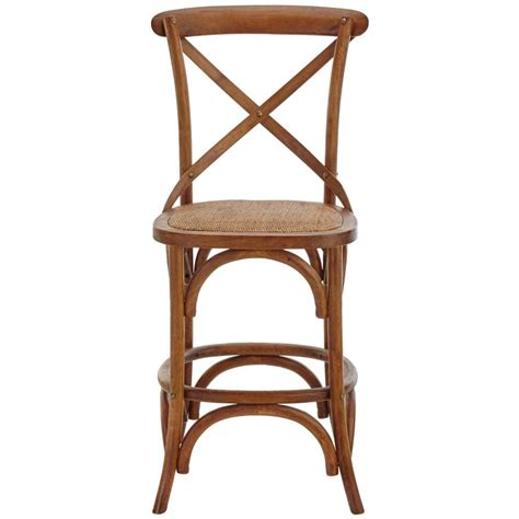 residential bar stools home decorators collection hyde cafe 24 in brown counter
