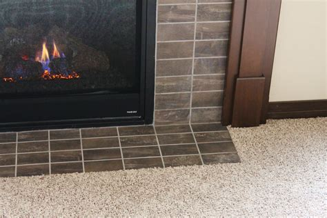 fireplace floor tile the best basics of fireplaces interiors