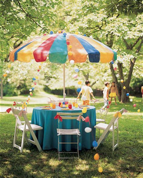 themed patio outdoor themes martha stewart