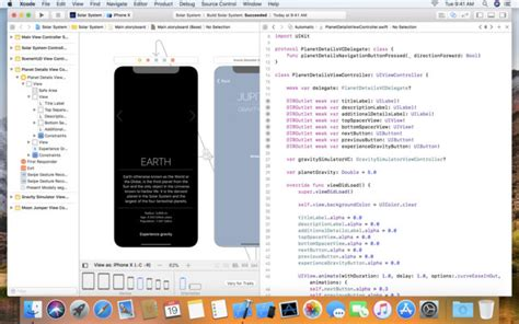design app with xcode xcode on the mac app store