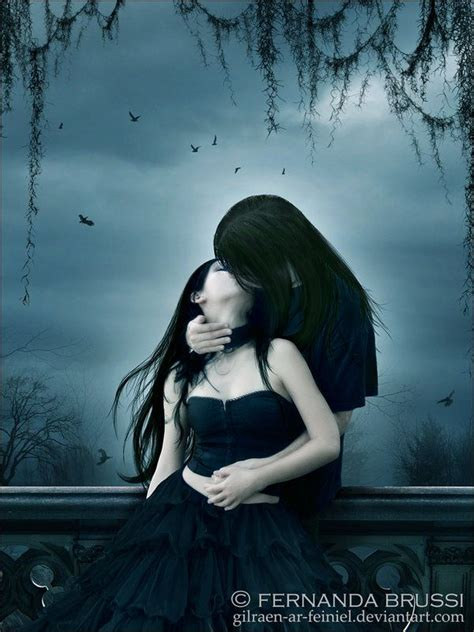 libro gothic dark fantasy imagen de la artista quot fernanda brussi quot elegida para realizar las portadas de los libros de la
