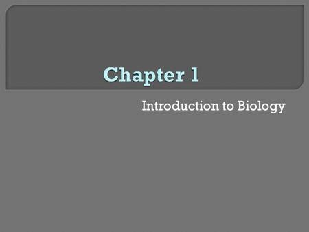 study guide section 1 introduction to biology biological themes evolution species change over time