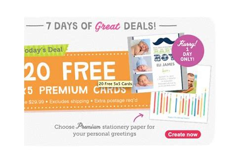walgreens 5x7 photo card coupon code
