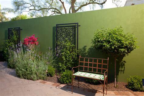 Landscape Lighting Phoenix - intimate space mediterranean patio phoenix by earth art landscape