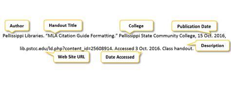 Best Resume Harvard by Mla Citation Format Generator 2013